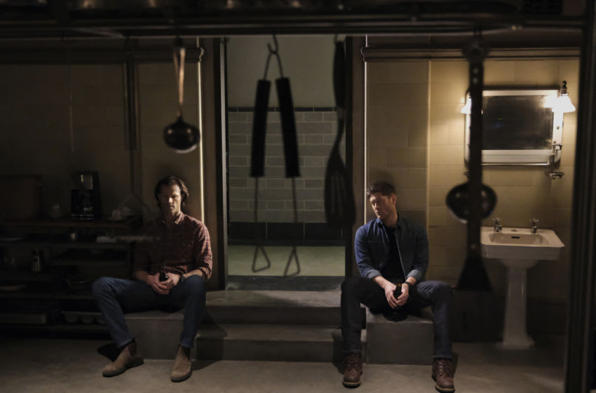 Supernatural Season 15, Episode 19 images: Who will help?Supernatural Season 15