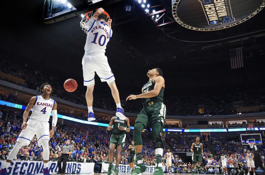 Kansas Basketball: Thank You Seniors