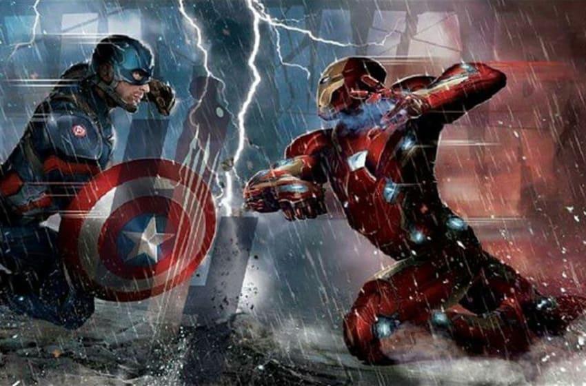 Marvel Civil War Trailer