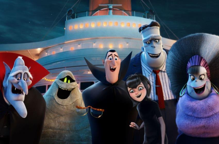 Hotel Transylvania 3: Summer Vacation hits Netflix in ...