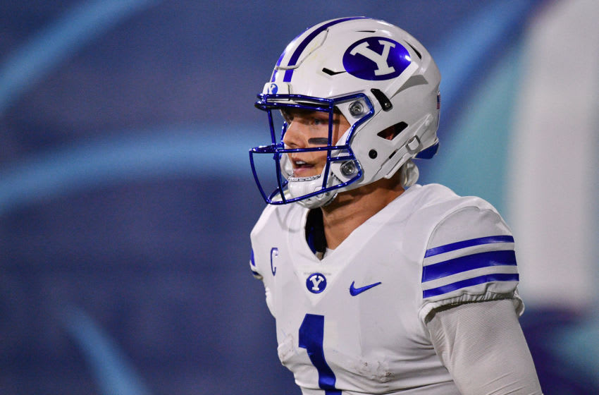 2021 NFL Draft: Five quarterbacks go in first round of new ...