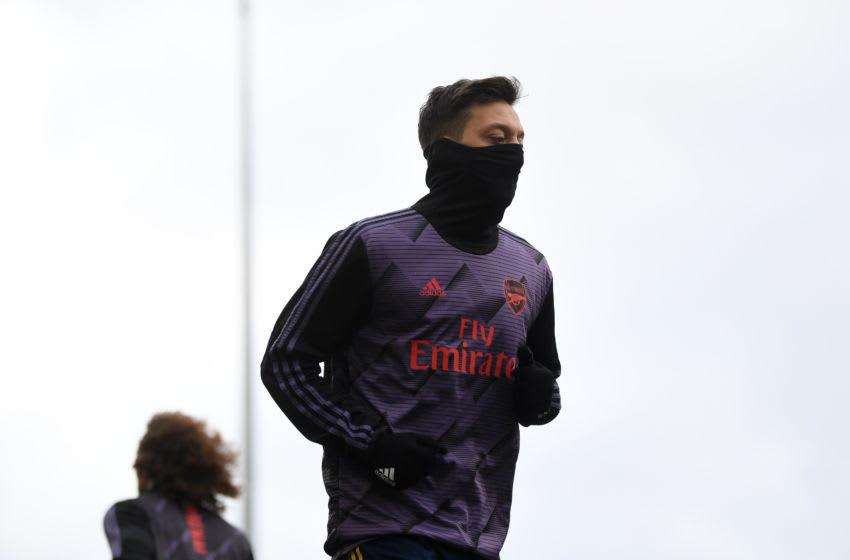 Arsenal: Mesut Ozil 'Agrees' January Fenerbahce Transfer
