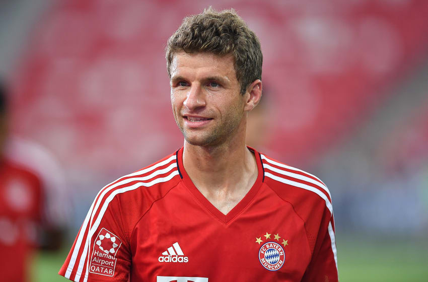 Chelsea FC Could Swap Willian For Thomas Muller Would