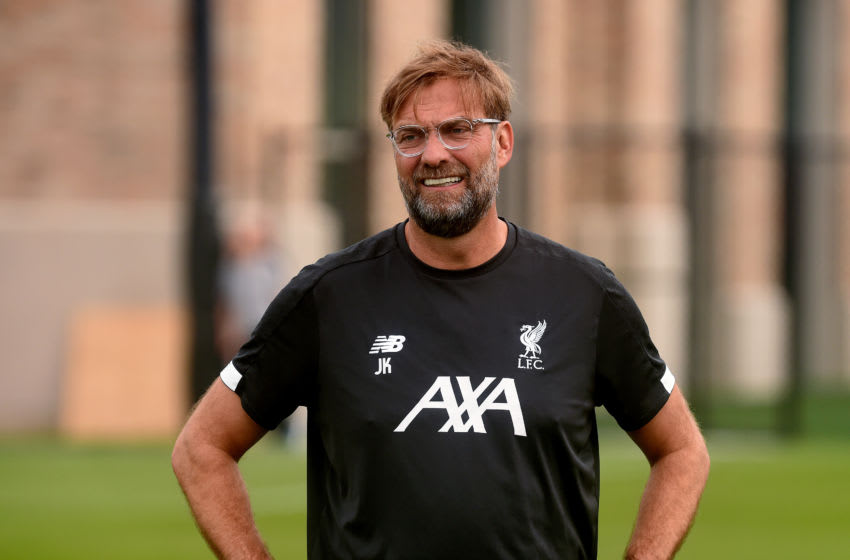 Why Liverpool boss Jurgen Klopp suggested his Reds side