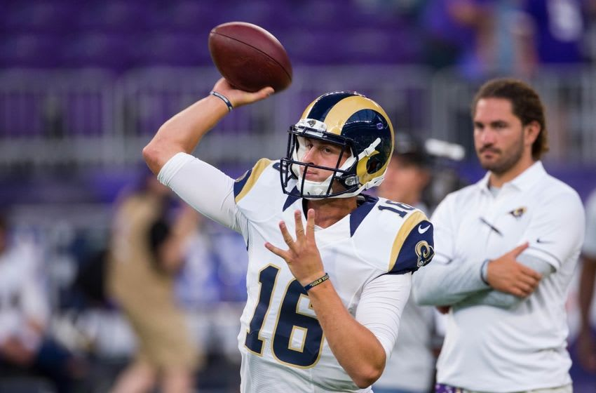 Los Angeles Rams: Why They Really Wont Play Jared Goff