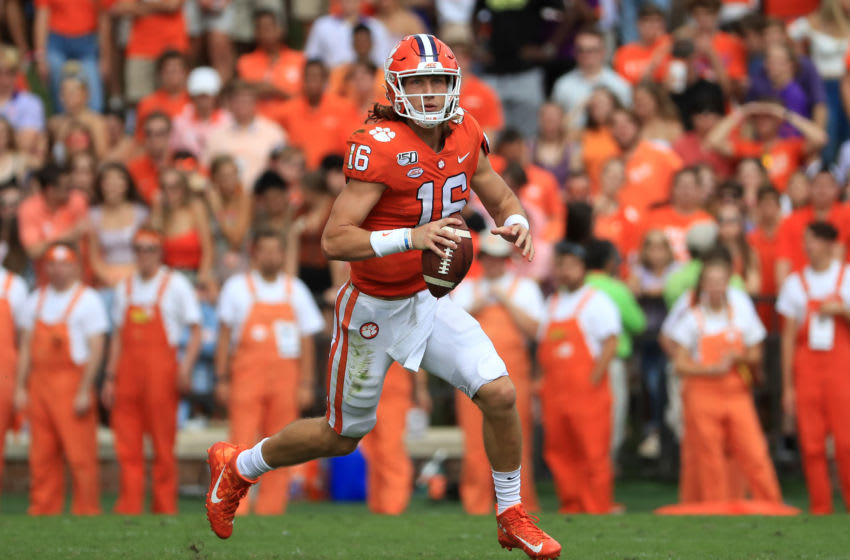 Clemson football: When did Trevor Lawrence take a step back?