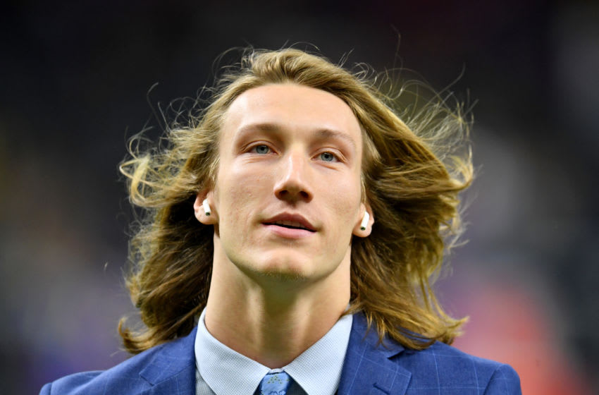 Clemson football: Trevor Lawrence is sneaking by for the ...