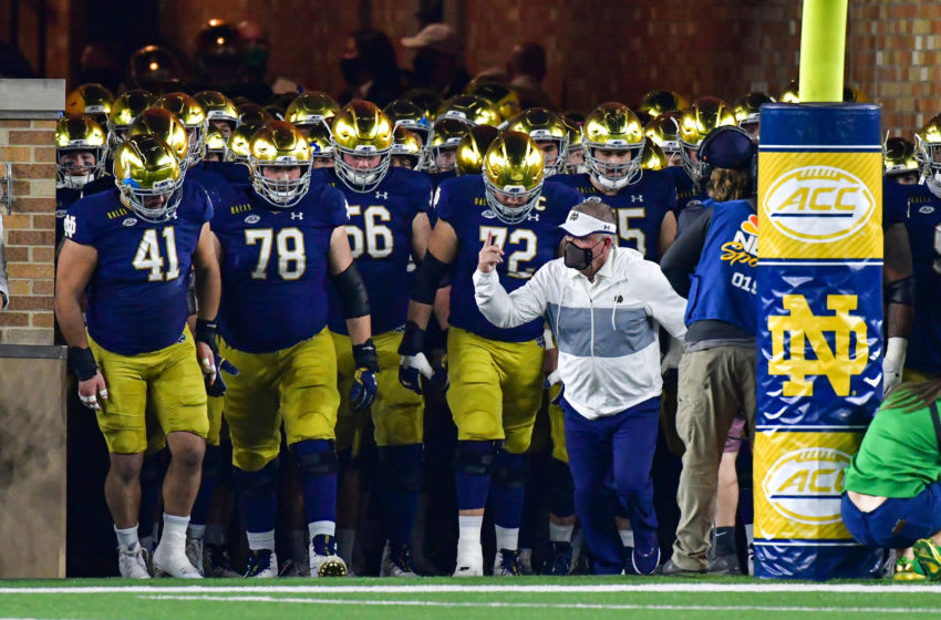 Notre Dame football: Can Irish avoid Week 13 trip-up at ...
