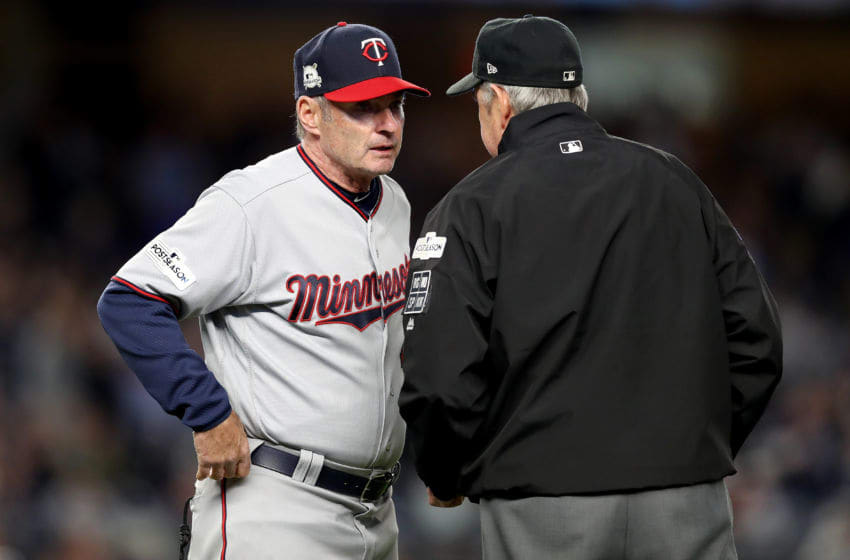 Minnesota Twins Had To Give Paul Molitor A Contract Extension