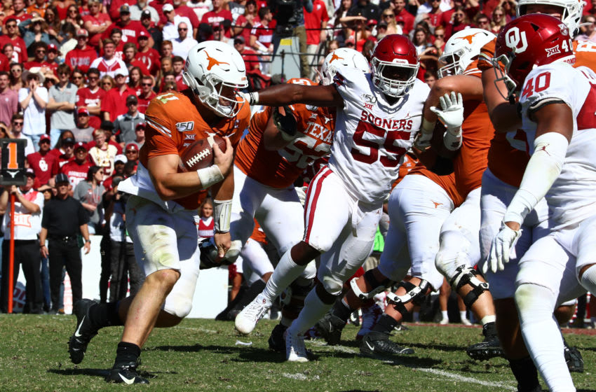 Oklahoma football: Previewing an OU-Texas rivalry game ...Oklahoma Football