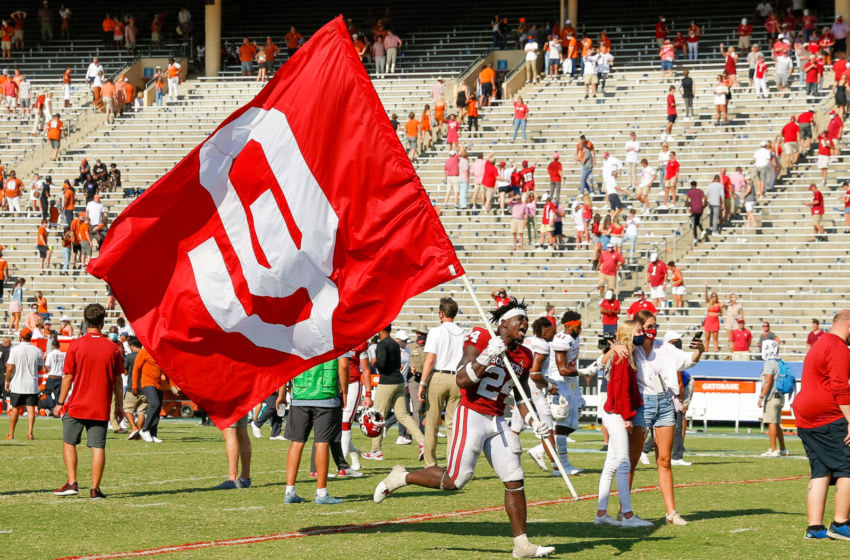Oklahoma football: Sooners send Horns down in 4 overtimes ...Oklahoma Football