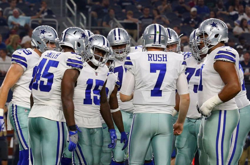 Dallas Cowboys Veteran Contracts A Factor In Back