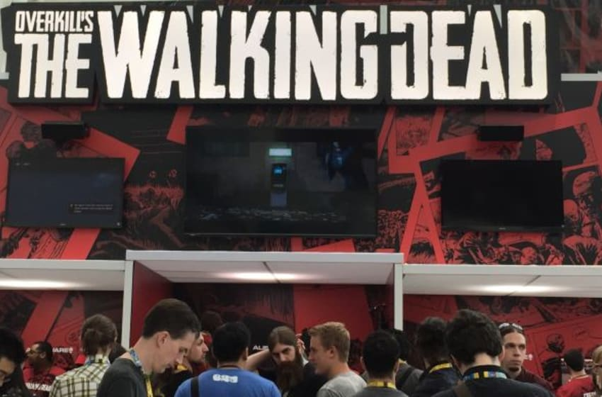 The Walking Dead Interview