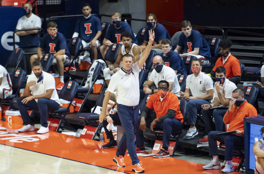 Illinois Basketball: 4 observations from Illini win over ...