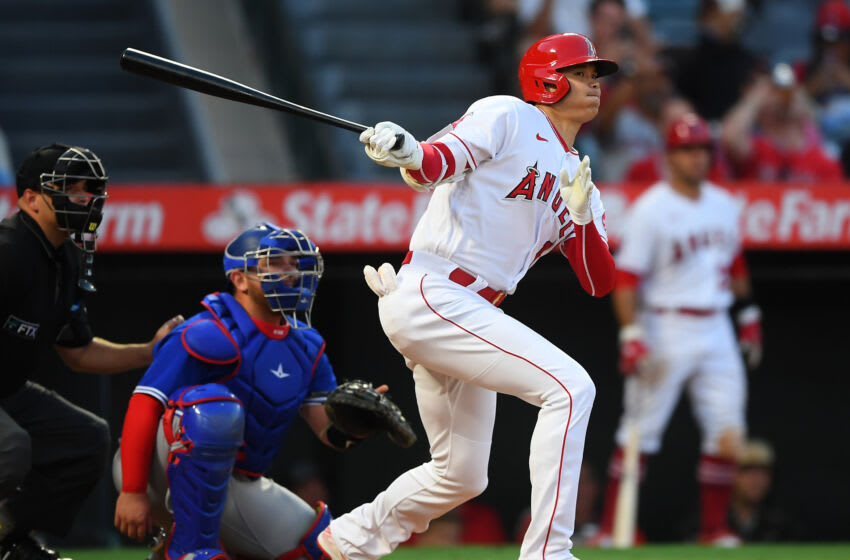 Shohei Ohtani adds to home run total with game-tying shot (Video)