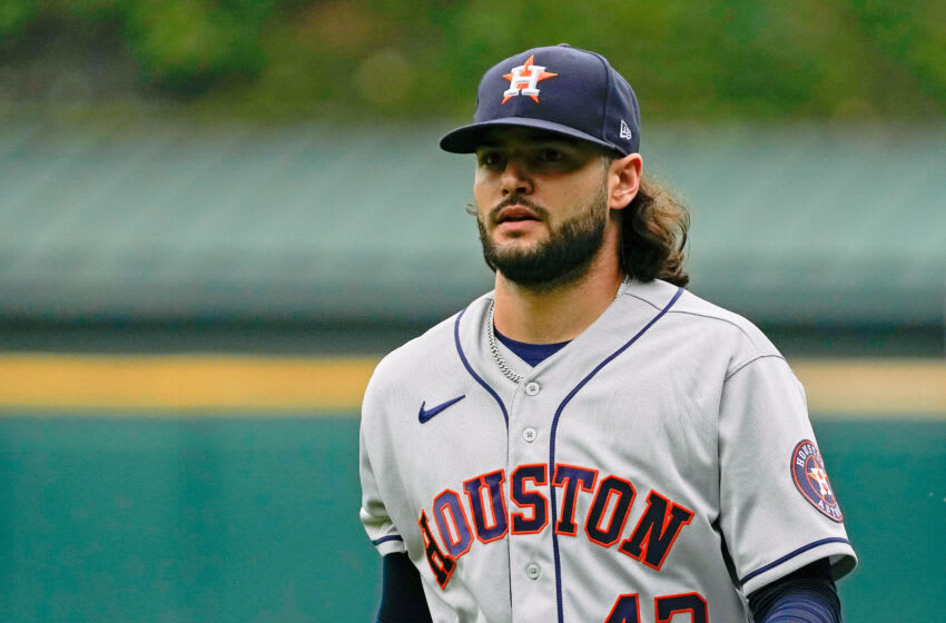 Astros: Will Lance McCullers pitch in the World Series?