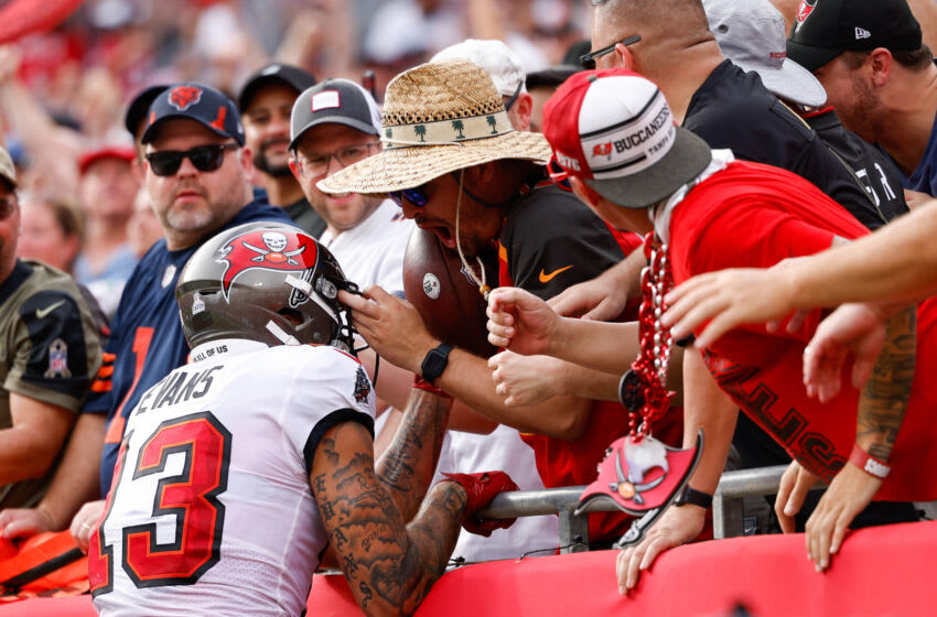 Bucs fan didn't get totally ripped off in exchange for Tom Brady's 600th TD ball