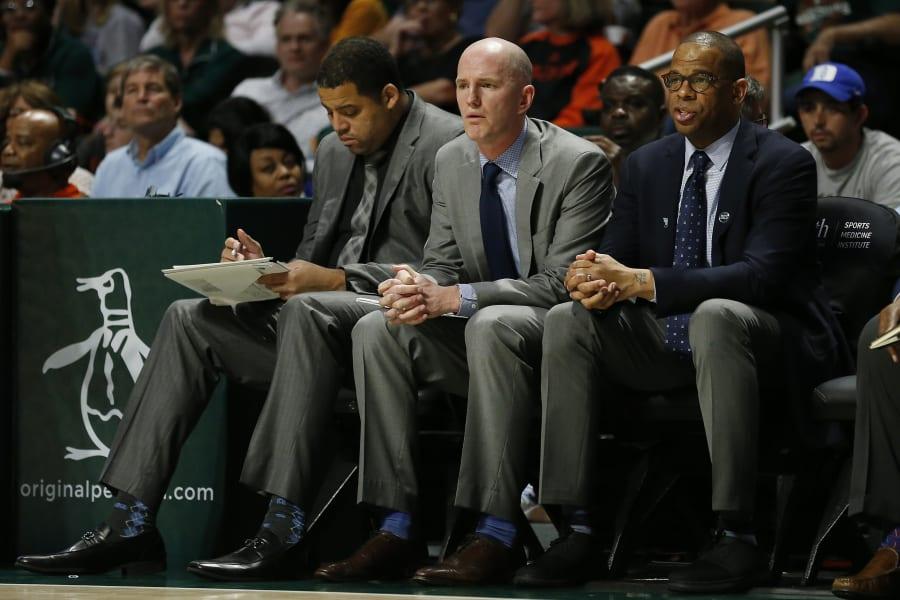 UNC Basketball Recruits, Coaches at NBPA Top 100 camp this week