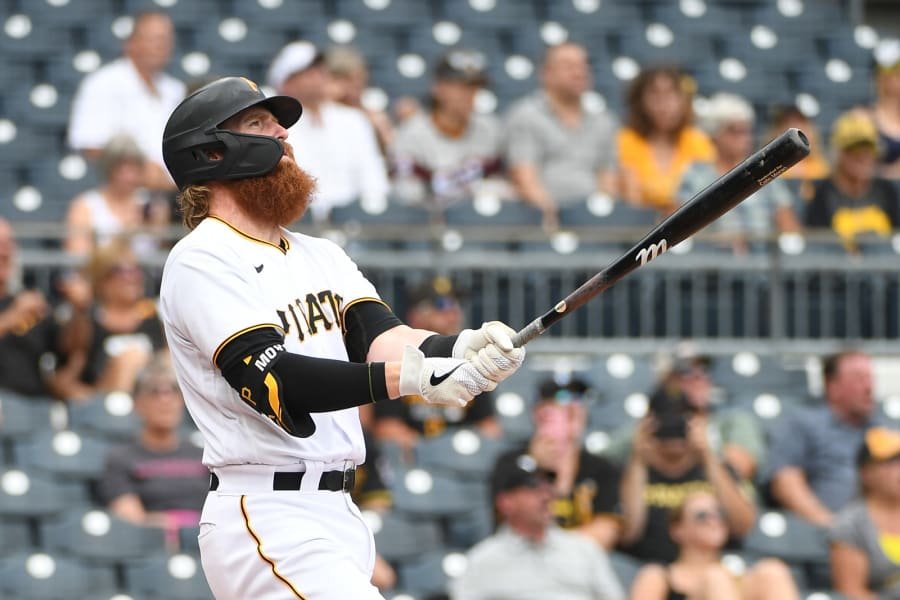 Colin Moran thriving for Pittsburgh Pirates since return from injury