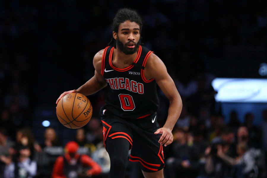 Chicago Bulls Exercise Fourth-Year Option For Coby White