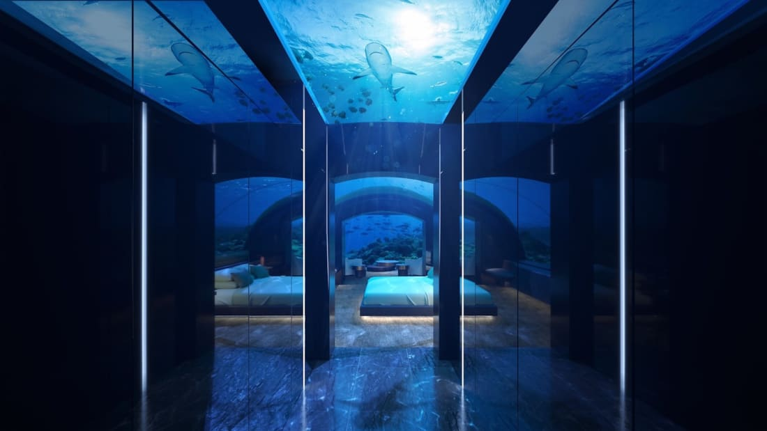 World S First Underwater Residence To Open In The Maldives