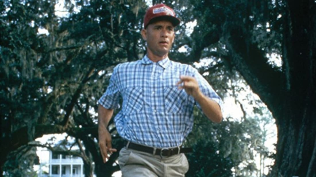 27e47184f81 Forrest Gump was adapted from a Winston Groom novel, and the book's sales  skyrocketed after the movie was released.