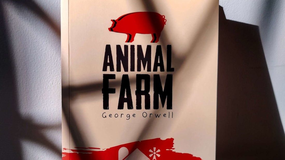 George Orwell's oft-banned book turns 75 this year.