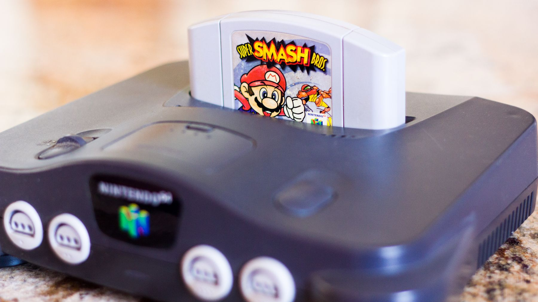 12 Smashing Facts About the Super Smash Bros  Video Games