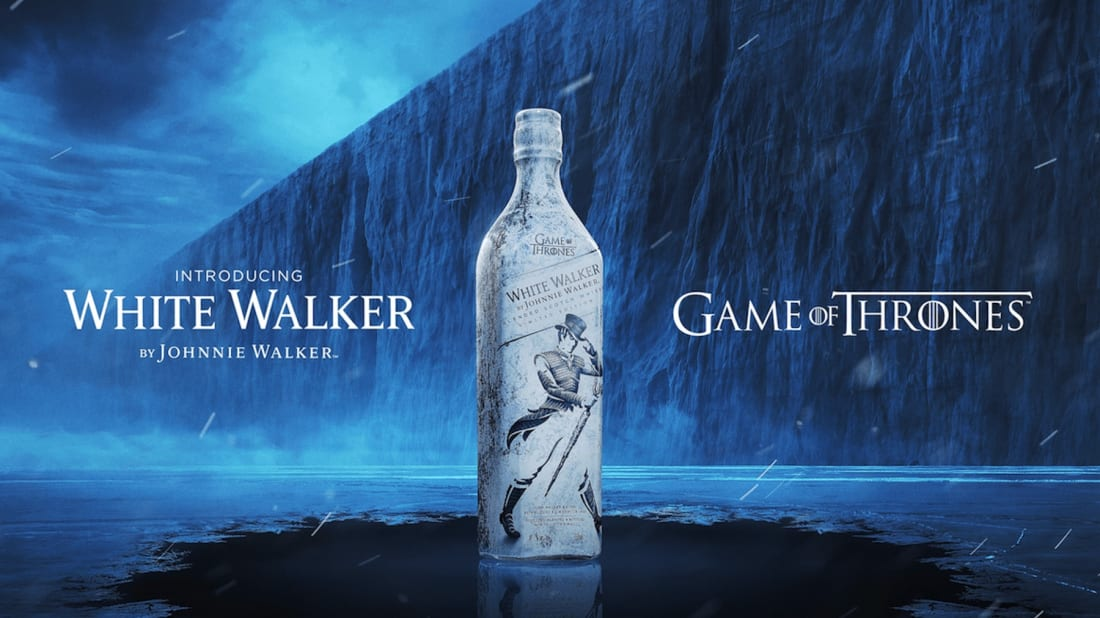 Johnnie Walker and HBO via Diageo