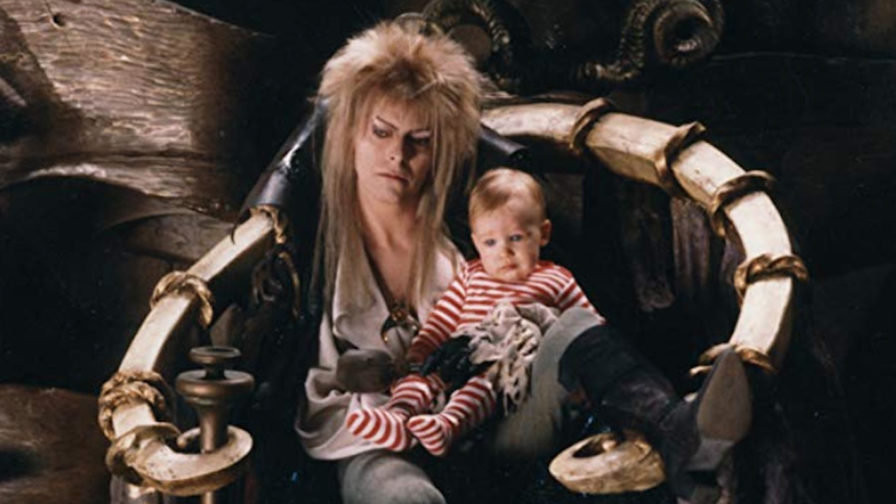 Dark Crystal: The Age of Resistance's Design Supervisor Was Also the Baby in Labyrinth