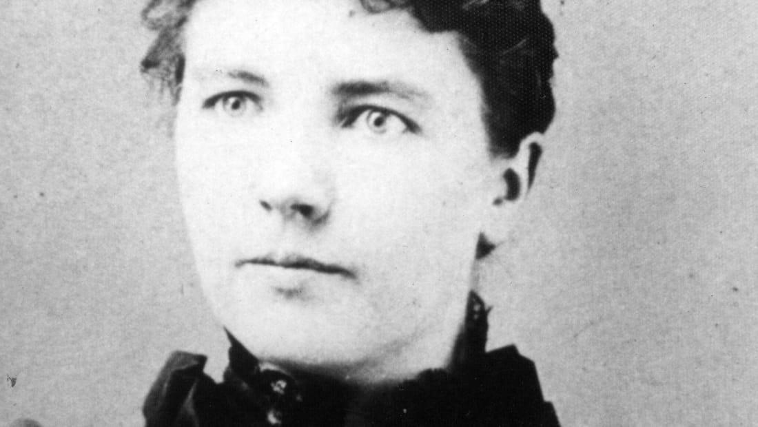Laura Ingalls Wilder, date unknown.