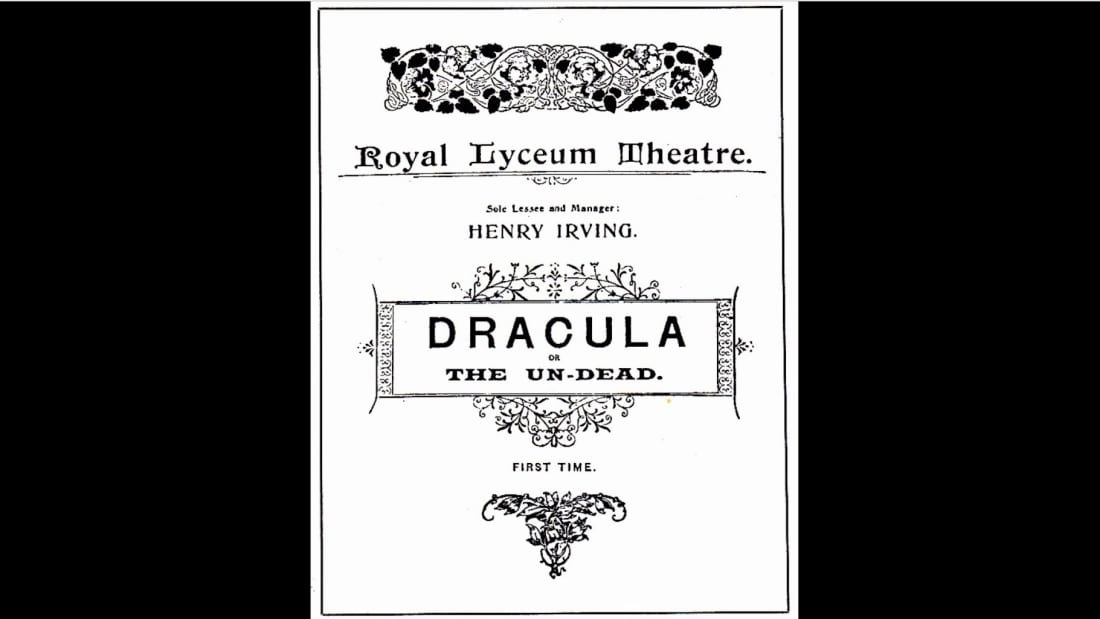 Lyceum Theatre, London, 1897, Public Domain, Wikimedia Commons