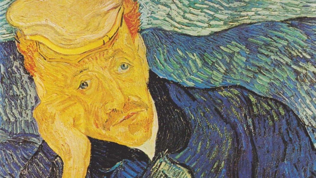 Vincent van Gogh's original Portrait of Dr. Gachet wasn't stolen, but it hasn't been seen in 30 years.