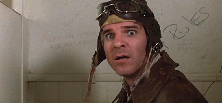 Steve Martin is The Jerk (1979).