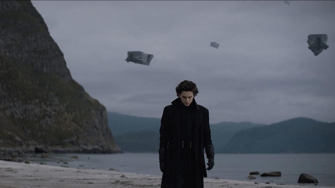 Timothée Chalamet stars in Dune (2020).