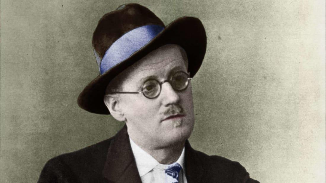 James Joyce remains an intriguing author.