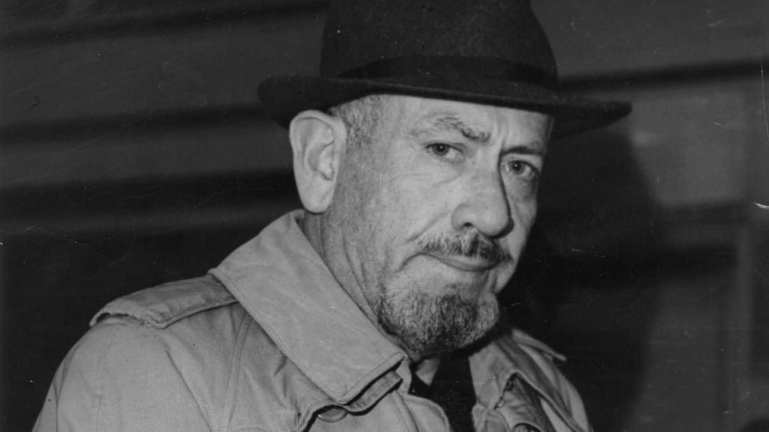 John Steinbeck in 1954.