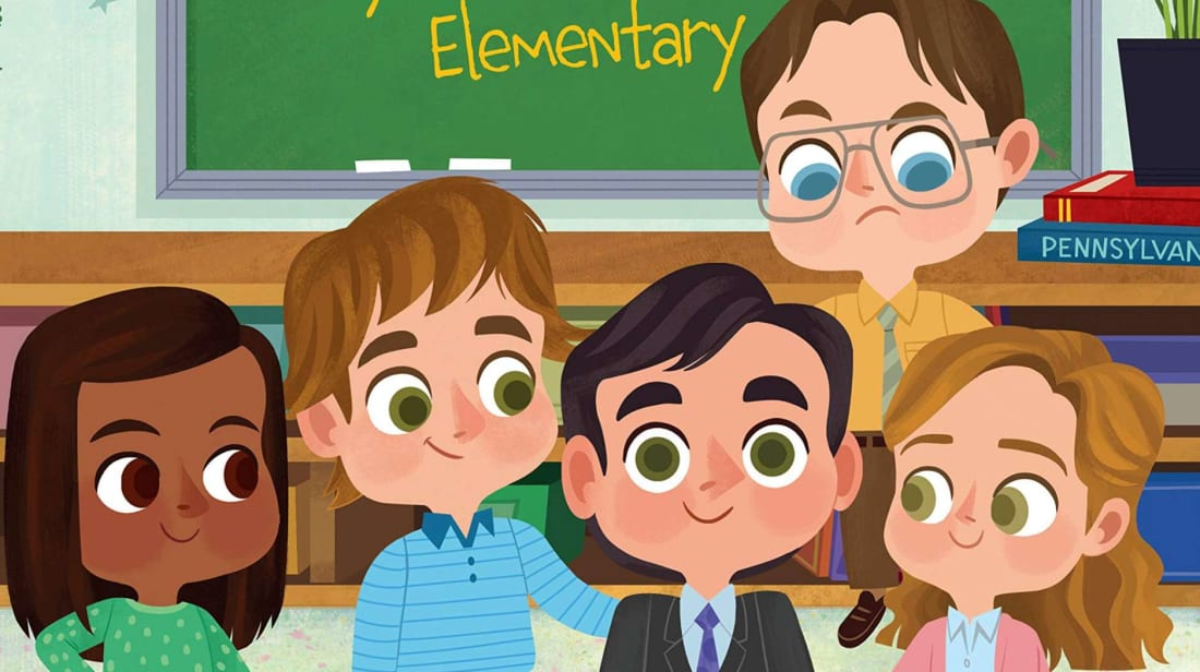 The Office: A Day at Dunder Mifflin Elementary is coming from Little, Brown Books for Young Readers in October.