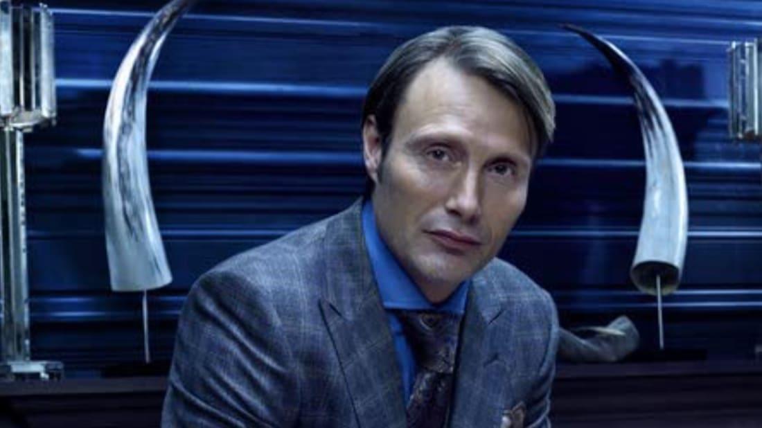 Mads Mikkelsen stars in Hannibal.