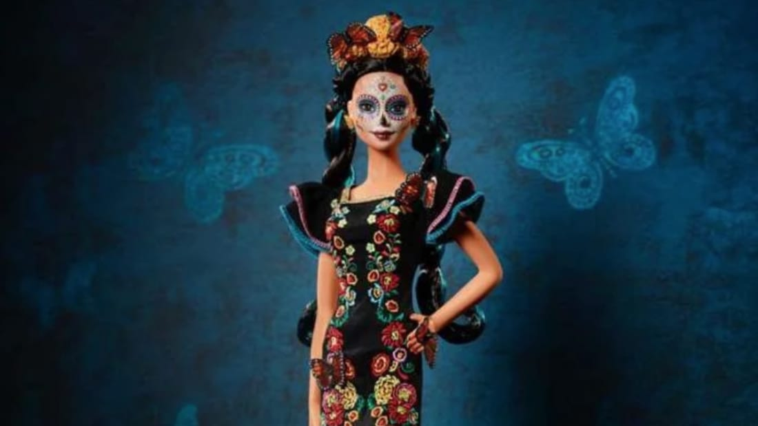 Mattel Is Releasing a Day of the Dead Barbie Doll