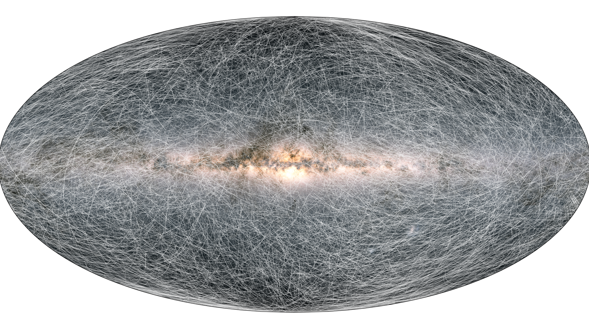 3D Map Shows the Milky Way Galaxy in Unprecedented Detail