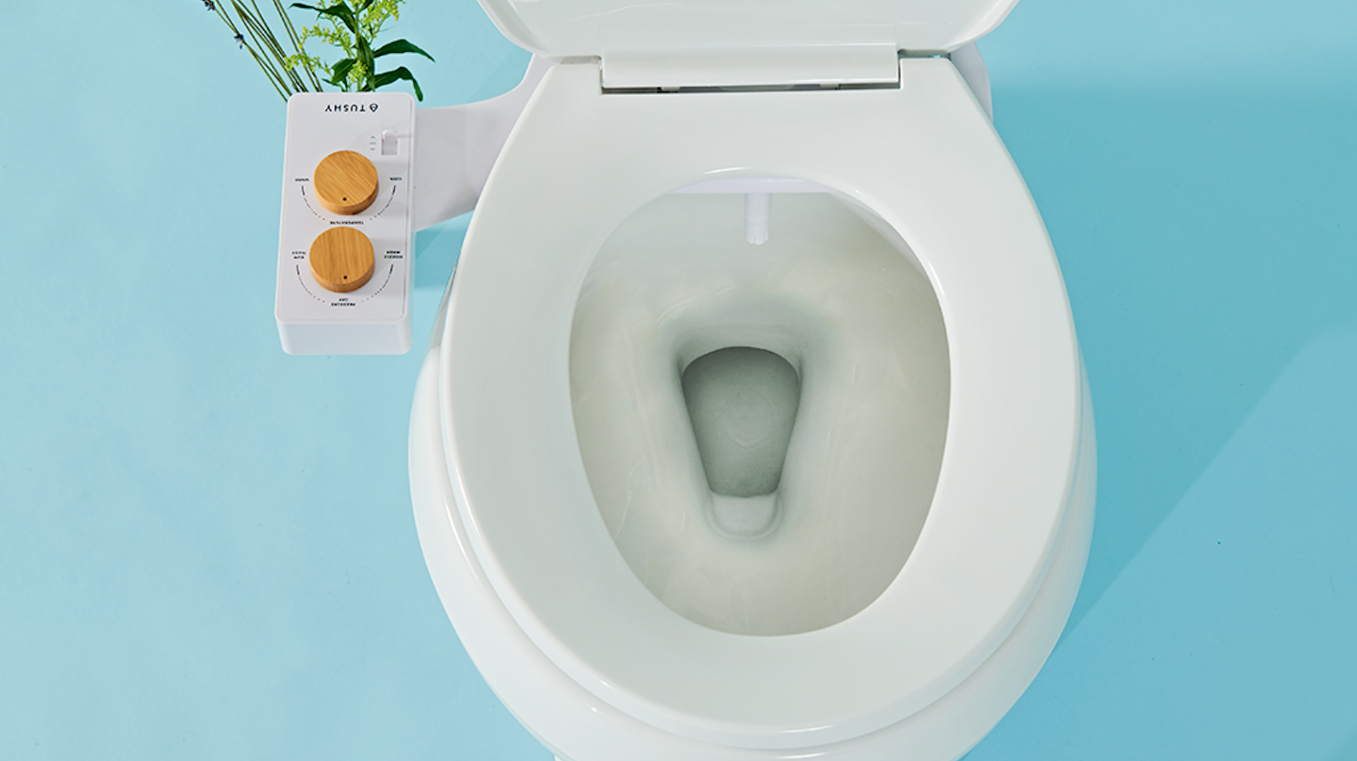 Swear Off Toilet Paper With This Bidet Toilet Seat That's Easy to Install and Costs Less Than $100