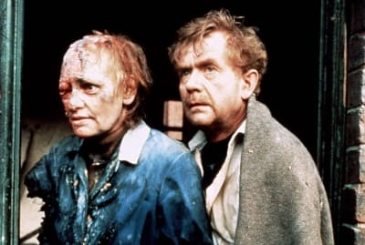 Rita May and David Brierly star in Threads (1984).