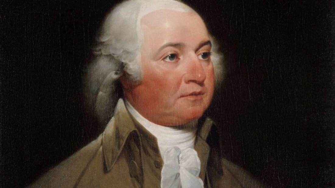 John Trumbull, Wikimedia Commons // Public Domain