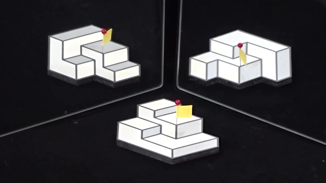 The Illusion Contest, Youtube