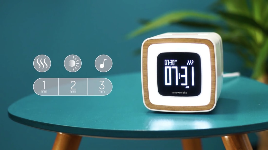 Sensorwake, Kickstarter