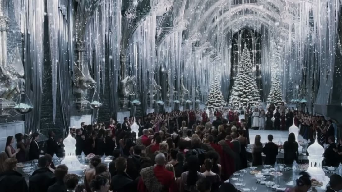 Bring Harry Potter Home This Holiday Season With a Christmas Tree
