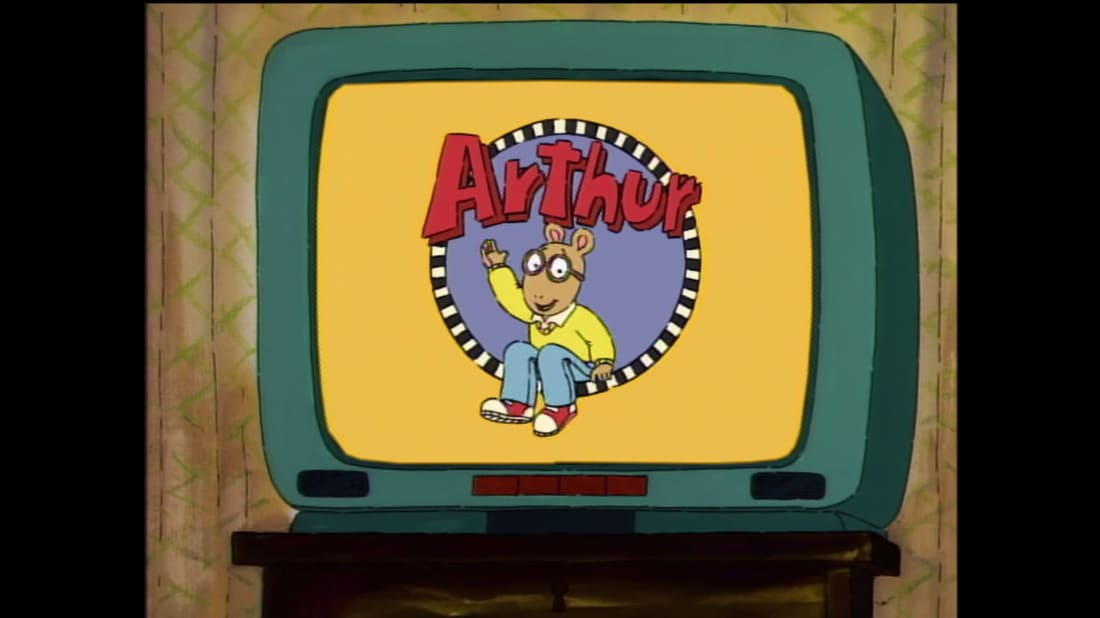 PBS's Arthur has been teaching kids how to spell aardvark since the '90s.