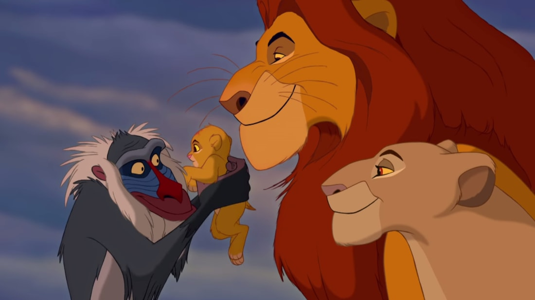 Simba is king of everything the light touches, including this list.