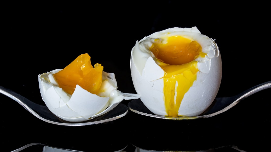 Despite what you may have been told, eating eggs won't send your cholesterol levels through the roof.